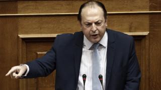 Λαζαρίδης: Δεν εξαγοράστηκα για να ανεξαρτητοποιηθώ, δεν παραδίδω την έδρα
