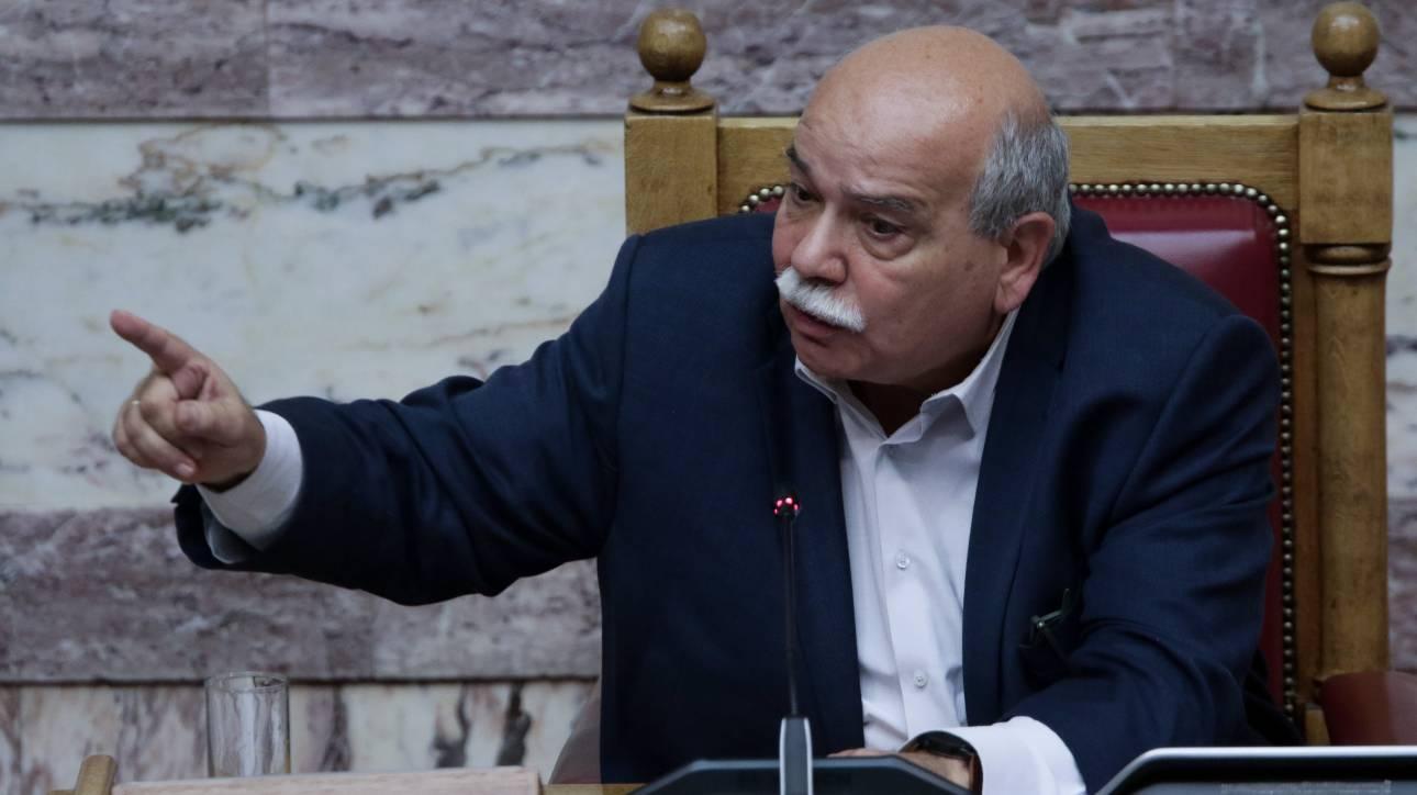 Δημόσια έκκληση Βούτση σε Καμμένο να παραιτηθεί από Αντιπρόεδρος της Βουλής