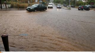Σοβαρά προβλήματα στη Χαλκιδική από τις πλημμύρες