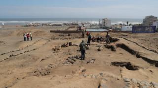 «Στο φως» αρχαίο κράτος κατά μήκος του Δρόμου του Μεταξιού