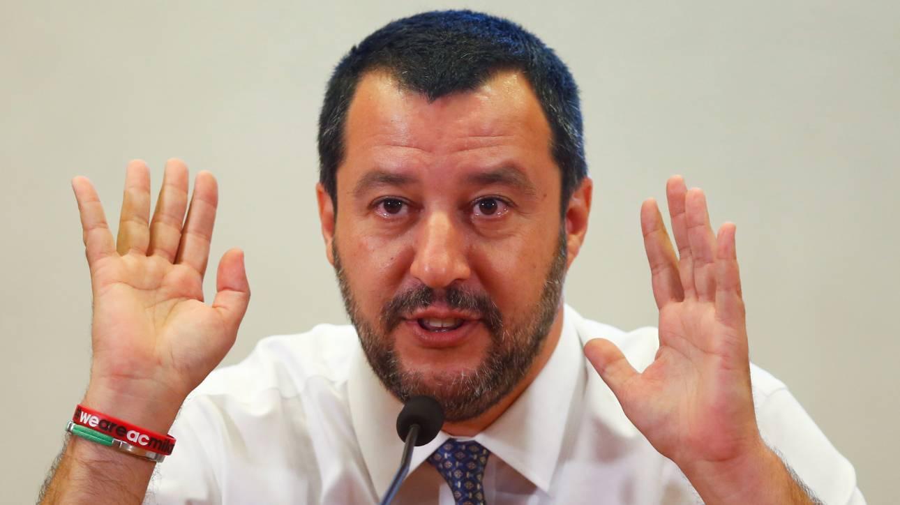 Σαλβίνι: Δεν είμαι βέβαιος ότι θα υπάρχει Ευρωπαϊκή Ένωση το 2019