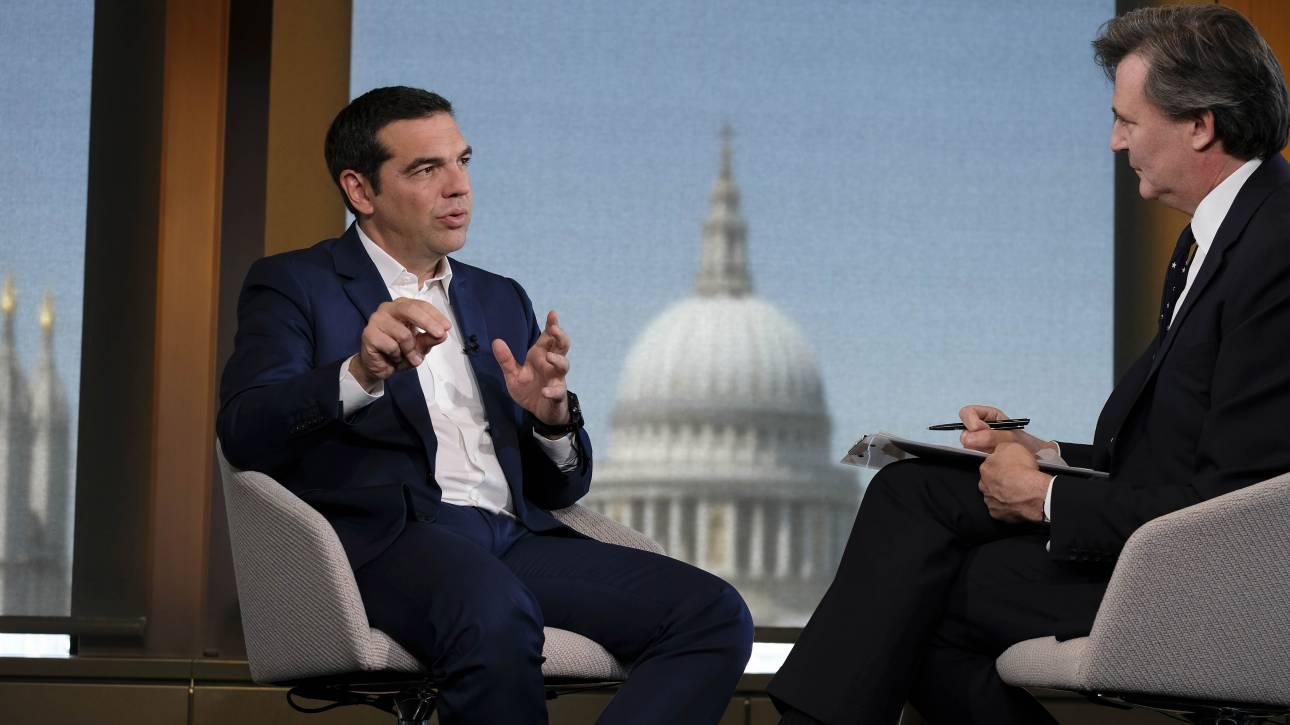 Τσίπρας: Η Ελλάδα θα τηρήσει τις οικονομικές δεσμεύσεις που έχει συμφωνήσει