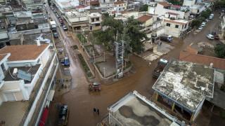 Νέα προβλήματα στη Μάνδρα: Αντιμέτωποι με πλημμύρες και λάσπη οι κάτοικοι