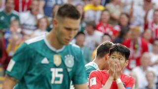 Παγκόσμιο Κύπελλο Ποδοσφαίρου 2018: «Κάζο» και αποκλεισμός Γερμανίας!