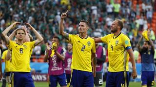 Παγκόσμιο Κύπελλο Ποδοσφαίρου 2018: Εμφατική πρόκριση για Σουηδία