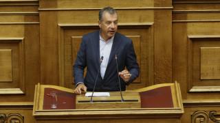 Θεοδωράκης: Δεν στηρίζουμε την κυβέρνηση και δεν αντικαθιστούμε τους ΑΝΕΛ