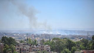 Συρία: Μπαράζ βομβαρδισμών σε περιοχή που ελέγχουν οι αντάρτες