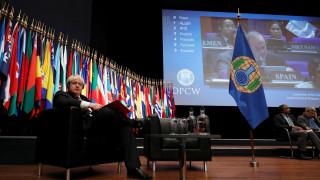 Η Ρωσία δεν αναγνωρίζει την ενίσχυση των εξουσιών του ΟΑΧΟ
