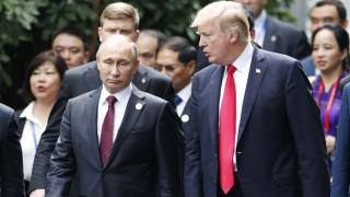 Στο Ελσίνκι η συνάντηση Τραμπ - Πούτιν