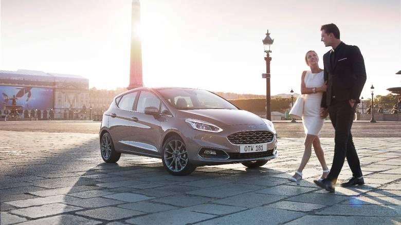 Η Ford παρουσιάζει για πρώτη φορά στην Ελλάδα τη νέα υπηρεσία μίσθωσης αυτοκινήτων Ford Lease