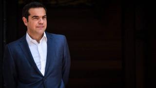 Τσίπρας για Ηριάννα - Περικλή: Η δημοκρατία και το κράτος δικαίου ανέπνευσαν