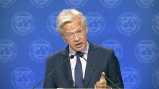 ΔΝΤ: Στο τέλος Ιουλίου η ανάλυση βιωσιμότητας του ελληνικού χρέους