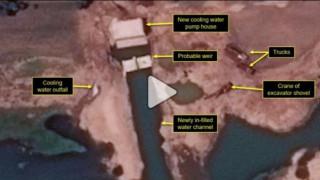Δορυφορικές εικόνες δείχνουν αναβάθμιση των πυρηνικών εγκαταστάσεων της Βόρειας Κορέας