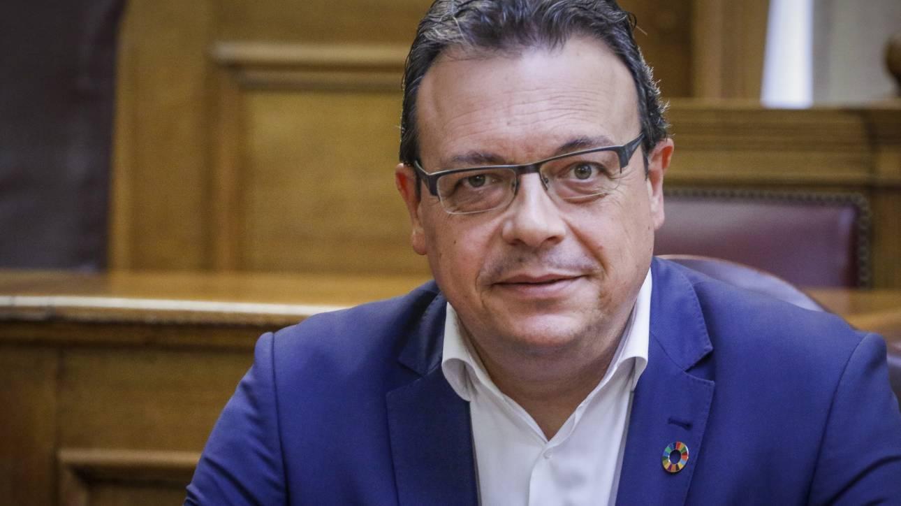 Άγριος καυγάς στη Βουλή για την κατάσταση στη Μάνδρα