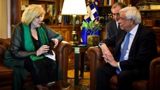 Παυλόπουλος: Καθήκον των κρατών-μελών της ΕΕ ο σεβασμός των δικαιωμάτων προσφύγων και μεταναστών