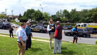 Ο Λευκός Οίκος καταδικάζει την επίθεση στα γραφεία εφημερίδας στο Μέριλαντ