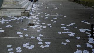 Εισαγγελική παρέμβαση για απειλές του Ρουβίκωνα σε τηλεοπτικό σταθμό