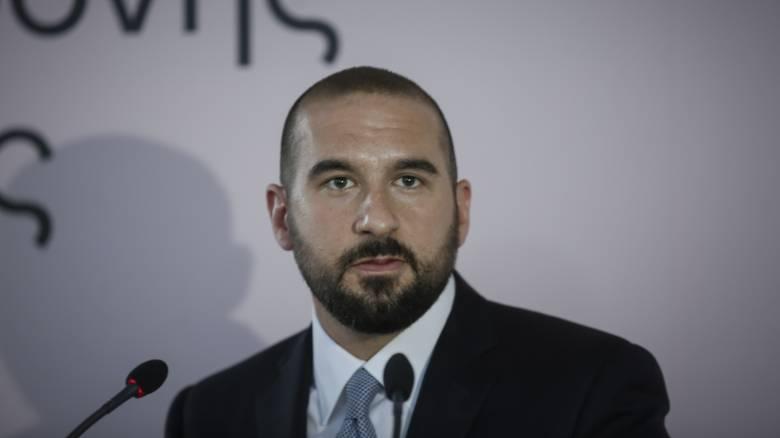 Τζανακόπουλος: Συμπαγής η κυβέρνηση - Θα εξαντλήσουμε την τετραετία