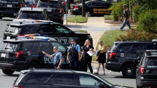 Μέριλαντ: Το πρωτοσέλιδο της Capital Gazette για την επίθεση στα γραφεία της