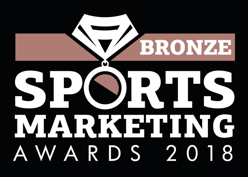 Sports Marketing Awards BRONZE