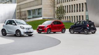 Αυτοκίνητο: H Smart έγινε 20 και το μέλλον της φαίνεται πως θα είναι ηλεκτρικό