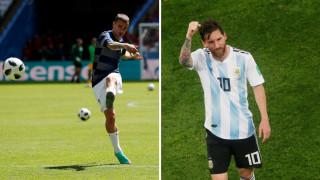 Παγκόσμιο Κύπελλο 2018: Γαλλία-Αργεντινή, για μία θέση στα προημιτελικά