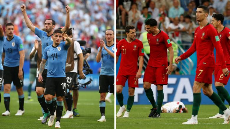 Παγκόσμιο Κύπελλο 2018: Η άμυνα ή η επίθεση θα κρίνει την πρόκριση στο Ουρουγουάη-Πορτογαλία;