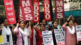 Οργισμένες διαδηλώσεις στην Ινδία για τον βιασμό 7χρονης
