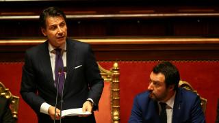 Η Ιταλία απαγορεύει ακόμη και τον ανεφοδιασμό στα λιμάνια της πλοίων διάσωσης μεταναστών