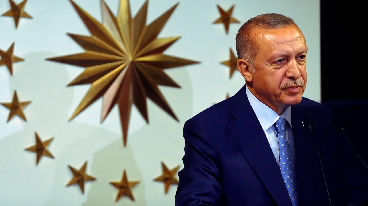Νέες πιέσεις Ερντογάν στις ΗΠΑ: Έστειλε στοιχεία που «καίνε» τον Γκιουλέν