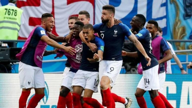 Παγκόσμιο Κύπελλο Ποδοσφαίρου 2018: Γαλλία - Αργεντινή 4-3