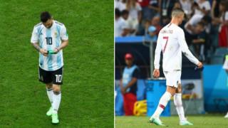 Παγκόσμιο Κύπελλο Ποδοσφαίρου 2018: Μέσι και Ρονάλντο είπαν «αντίο» στην διοργάνωση
