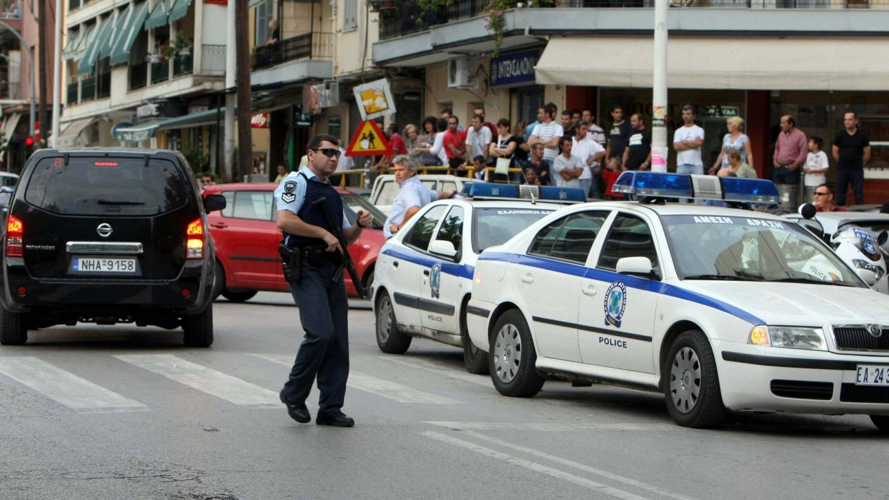 Καταδίωξη και σύλληψη ανηλίκου για παράνομη μεταφορά αλλοδαπών