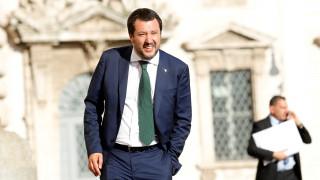 Σαλβίνι: Δημοψήφισμα ανάμεσα στην Ευρώπη των ελίτ και των λαών οι επόμενες Ευρωεκλογές