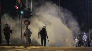 Επεισόδια στα συλλαλητήρια για τη Μακεδονία σε Αθήνα και Θεσσαλονίκη
