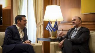 Διήμερη επίσκεψη Μοσκοβισί στην Αθήνα: Σημαντικές συναντήσεις και ομιλία στη Βουλή