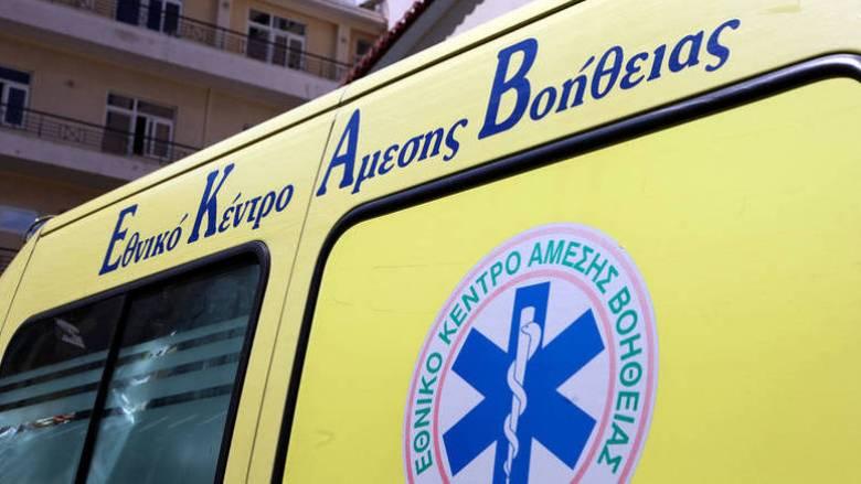 Πέλλα: Νεκρή 60χρονη που έπεσε από τον 2ο όροφο του Νοσοκομείου Γιαννιτσών