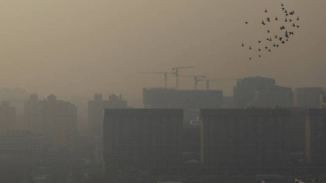 Η ατμοσφαιρική ρύπανση αυξάνει τον κίνδυνο για διαβήτη