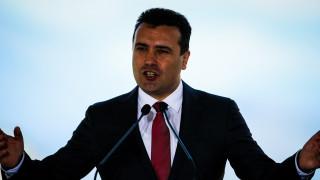 Ζάεφ: Καμπάνια για το δημοψήφισμα με tweets για τη διασφάλιση της «μακεδονικής» ταυτότητας