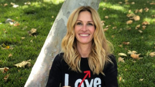 H Τζούλια Ρόμπερτς «υπέκυψε» στην «γοητεία» του Instagram