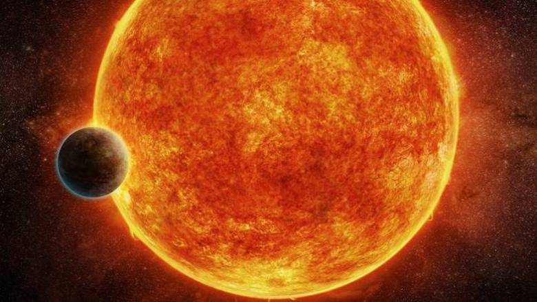 Νεογέννητος εξωπλανήτης ανακαλύφθηκε και φωτογραφήθηκε για πρώτη φορά