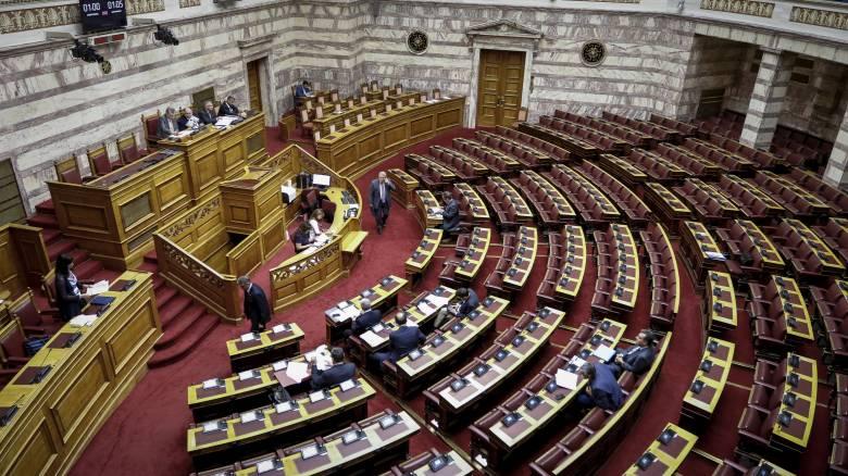 Την Πέμπτη στη Βουλή η προ ημερησίας διατάξεως συζήτηση για την οικονομία