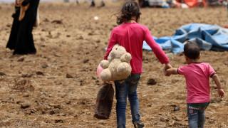 Ξεπέρασε τις 250.000 ο αριθμός των εκτοπισμένων στη νότια Συρία