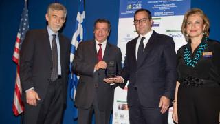 Βραβείο Διεθνούς Προσωπικότητας στον Πρόεδρο του Ομίλου ΑΝΤΕΝΝΑ, Θοδωρή Μ. Κυριακού