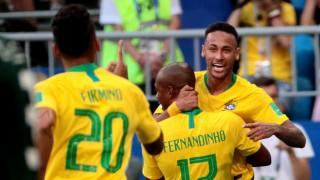 Παγκόσμιο Κύπελλο Ποδοσφαίρου 2018: Βραζιλία για… τίτλο, 2-0 το Μεξικό