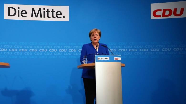Γερμανία: Συμφώνησαν Μέρκελ και Ζεεχόφερ