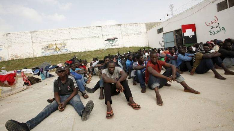 Λιβύη: Σχεδόν 9.000 μετανάστες επαναπατρίστηκαν το πρώτο μισό της χρονιάς