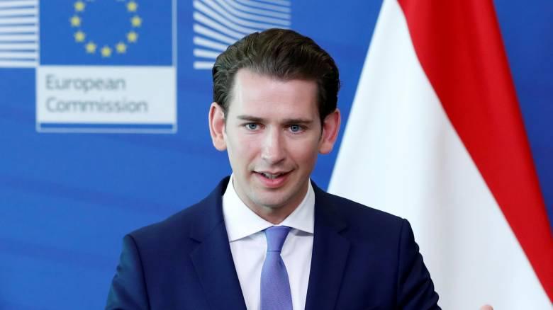 Έτοιμη να λάβει μέτρα για την προστασία των συνόρων της η Αυστρία