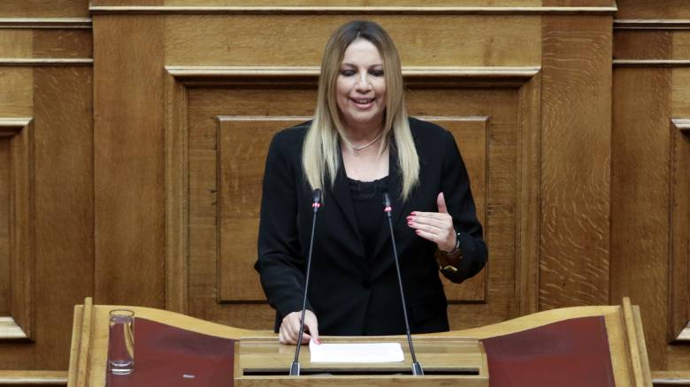 Γεννηματά: H νέα κυβερνητική φαρσοκωμωδία εκθέτει τη χώρα