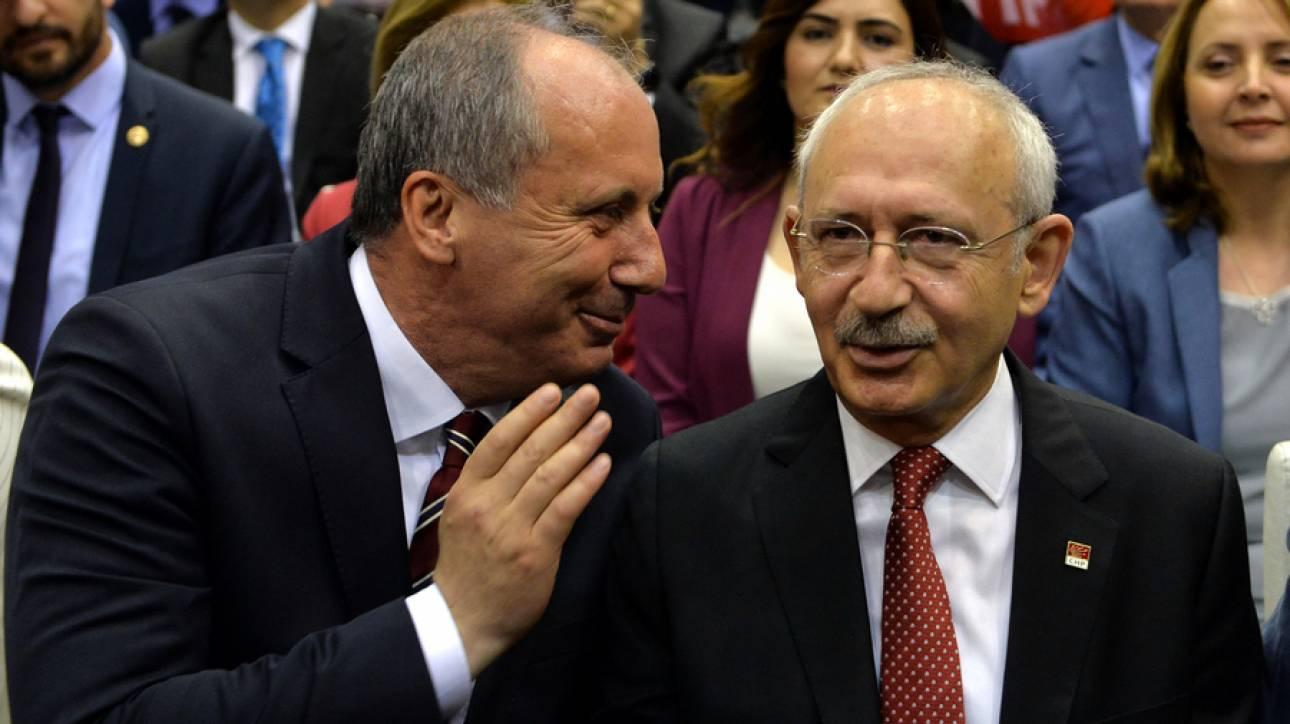 Τουρκία: Αναταράξεις στην αντιπολίτευση-Ο Ιντζέ διεκδικεί τη θέση του Κιλιτσντάρογλου